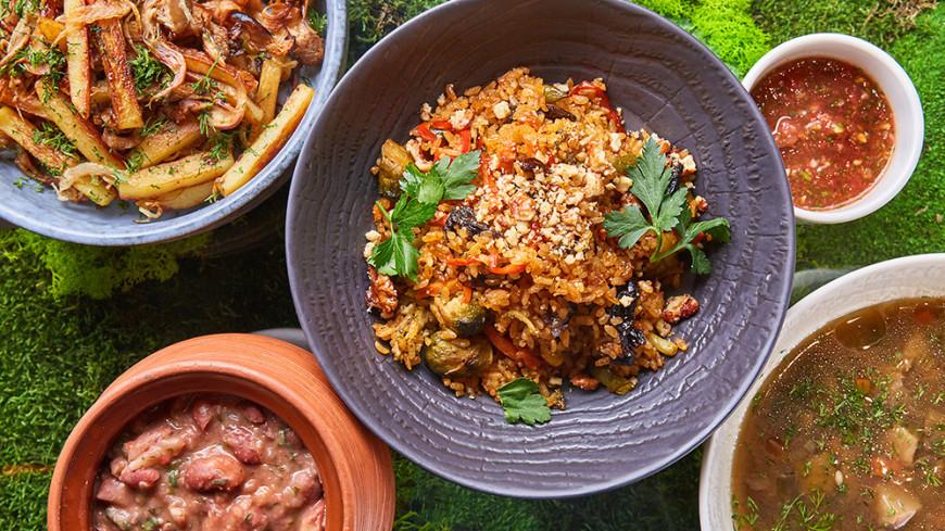Очень аппетитный пост: рецепты по-настоящему вкусных постных блюд от шеф-поваров