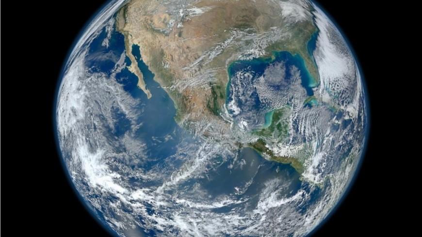 Сланцевые отложения показали, когда Земля увидела первый снегопад