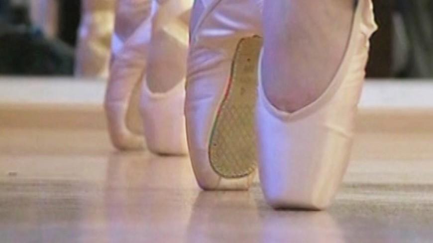 Такие странные балерины