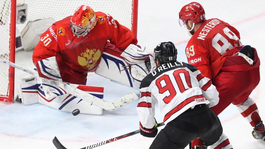 Жаркий лед: россияне в зрелищном матче вновь уступили победу канадцам
