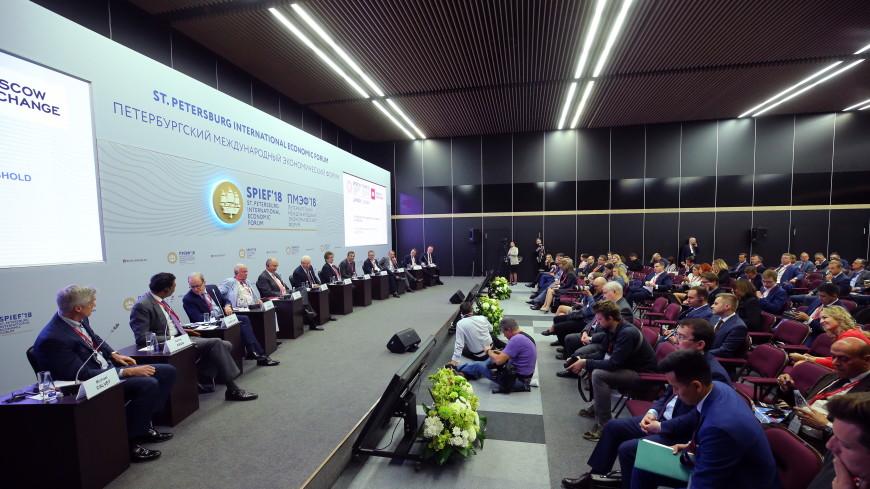 Валовая: ПМЭФ стал хорошей площадкой для «сверки часов» с партнерами