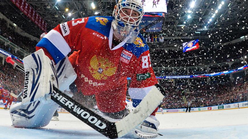 В четвертьфинале ЧМ по хоккею Россия встретится с Канадой