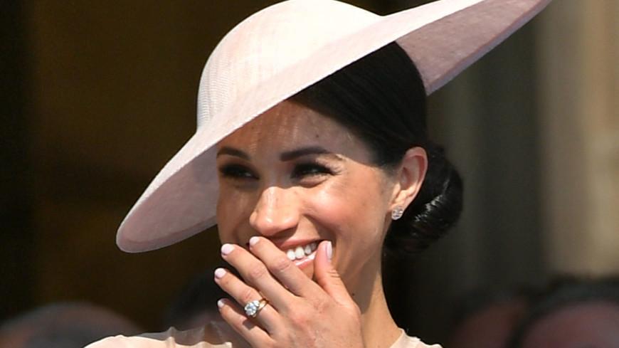 Герцогиня Сассекская Меган после свадьбы получила собственный герб