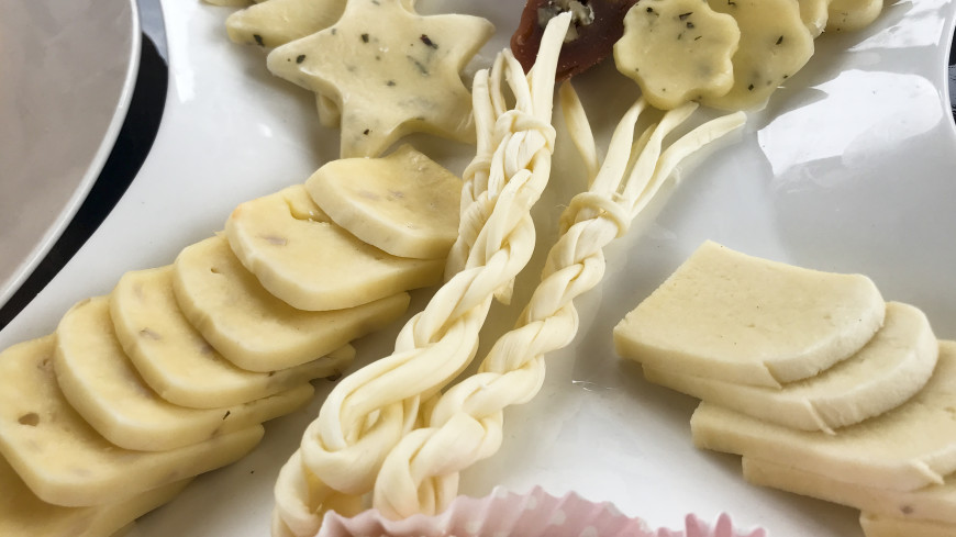 Сыр сулугуни – душа и сердце Грузии