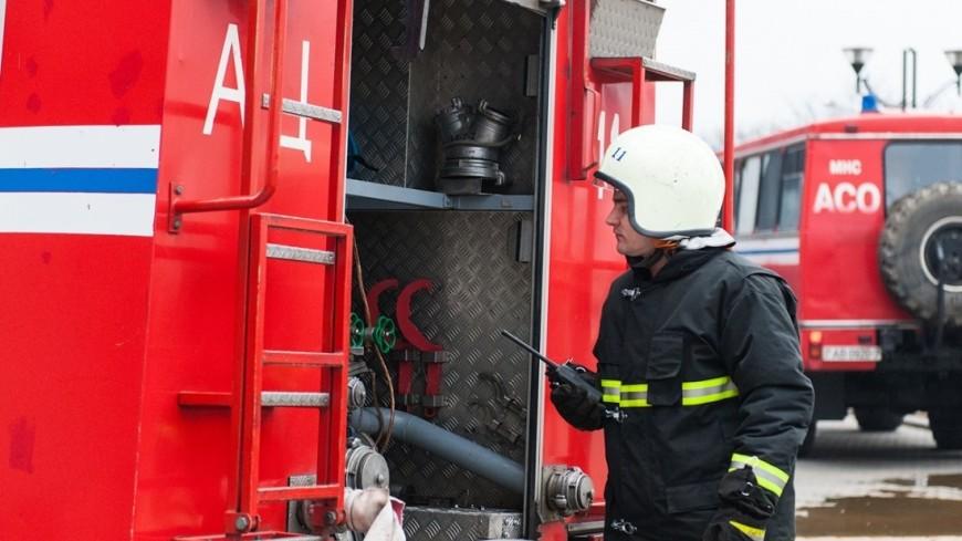 Пожар в десятиэтажке в Южно-Сахалинске потушен