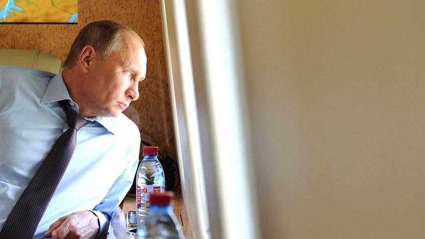 Путин примет участие в церемонии открытия Крымского моста 15 мая
