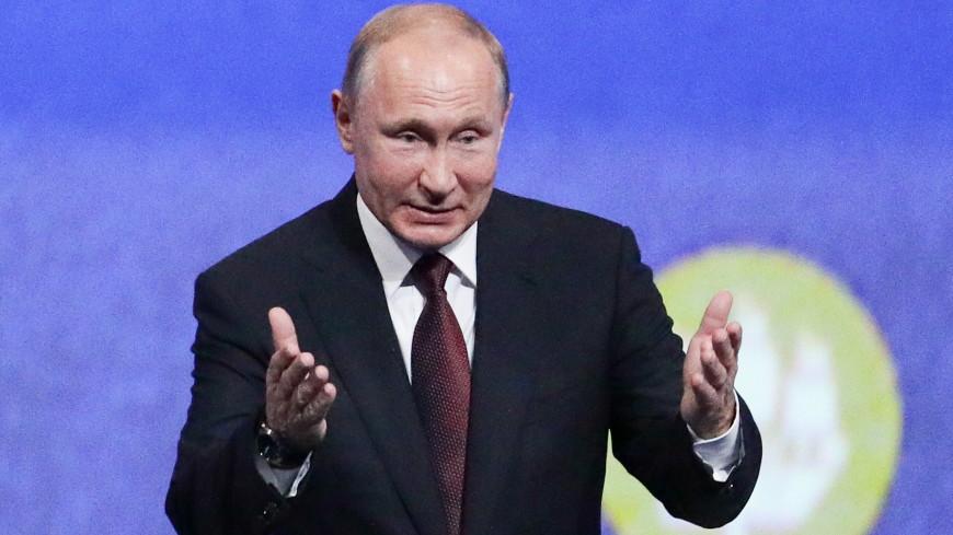 «Давайте в рублях»: Путин предложил японским бизнесменам новую форму расчета