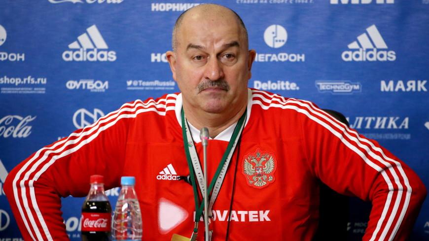 Черчесов вошел в пятерку самых высокооплачиваемых тренеров ЧМ-2018
