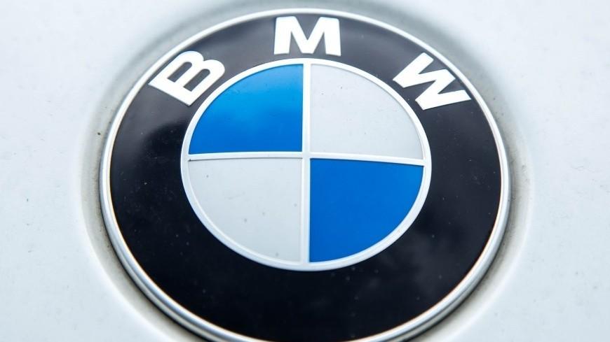 BMW показала первое изображение беспилотного электромобиля iNext