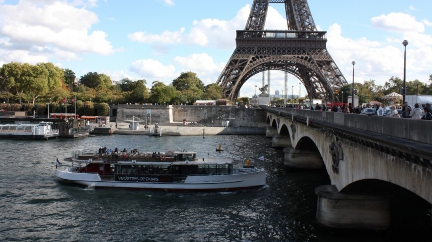 SeaBubbles: парижане будут объезжать пробки на «пузырях»