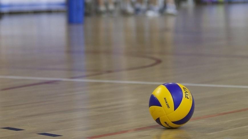 Российские волейболисты обыграли команду Южной Кореи в Лиге наций