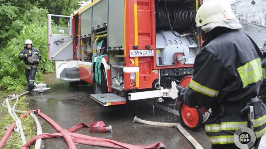 В саратовском ТЦ воспламенилась фритюрница: эвакуированы 600 человек