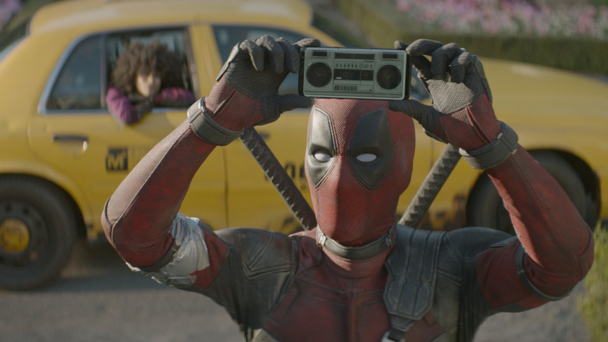 «Дэдпул 2» по киносборам потеснил «Мстителей»