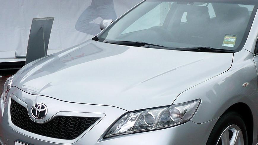 Названы самые популярные в России японские автомобили