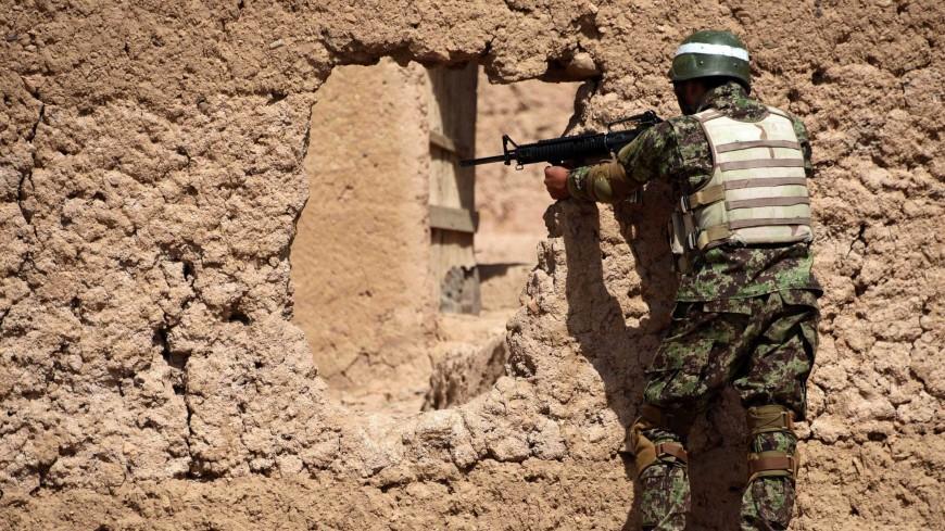 В ходе боя в Афганистане уничтожено 300 боевиков
