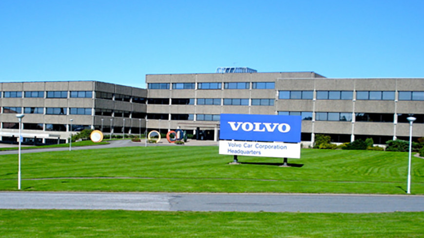 Volvo представила электромусоровоз для города