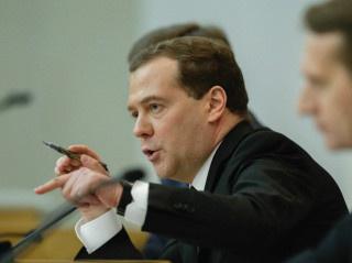 Медведев призвал губернатора Мурманской области системно решить вопрос с закупкой мазута